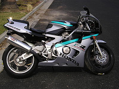 1991 Honda 400RR For Sale in California on Craigslis