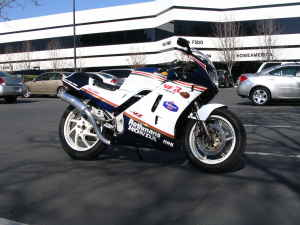1988 Honda VFR400 NC24 For Sale on Craiglist