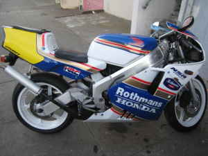 1993 Honda NSR 250 For Sale Rothmans SP