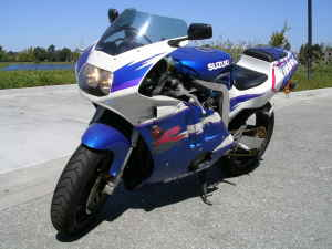 1992 Suzuki GSXR-400RR For Sale