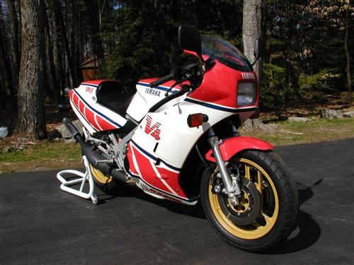 1985 Yamaha RZ500 For Sale in New York