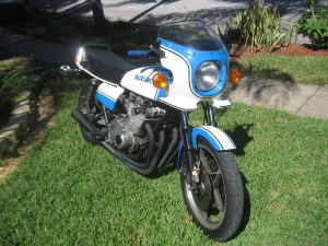 SUZUKI GS1000S Wes Cooley Replica For Sale