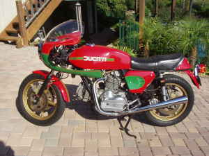 1980 Ducati 900SS For Sale in San Diego