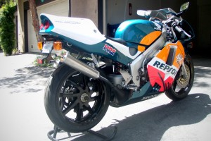 1996 Honda NSR250 SP MC28 For Sale Repsol Replica Perfect