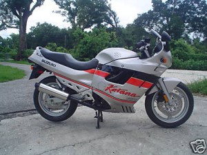 1989 Suzuki GSX750 Katana For Sale