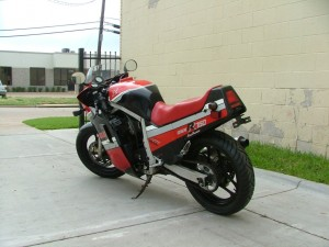 1986 Suzuki GSX-R 750 For Sale in Dallas, TX Red and Black