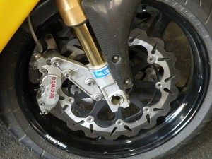 2000 Ducati 748R For Sale at Ducati Seattle Ohlins