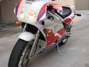 1989 FZR1000 For Sale Low Miles