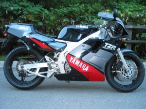 1989 Yamaha TZR 250 3MA For Sale in Canada