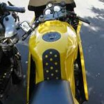 Heavily Modified Ducati 851 For Sale in Los Angeles