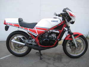 1985 Yamaha RZ350 For Sale in California