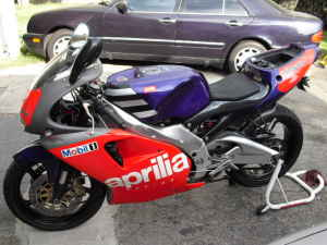 Bikes Craigslist Los Angeles Aprilia RS For Sale