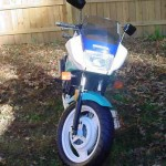 1989 Honda Interceptor 250 VTR for sale on ebay