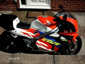 1998 Honda RVF400 For Sale