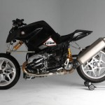 Ultra rare Demonstener D1200R Limited Edition with BMW boxer engine for sale