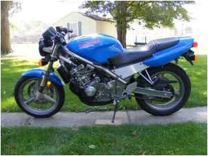 1990 Honda CB-1 for sale on craigslist