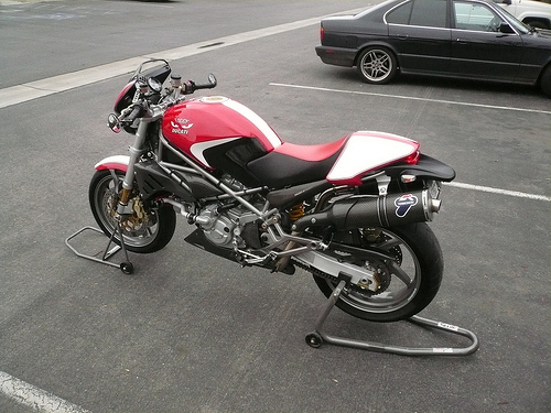 2002 ducati monster s4 fogarty edition with only 2400. Black Bedroom Furniture Sets. Home Design Ideas