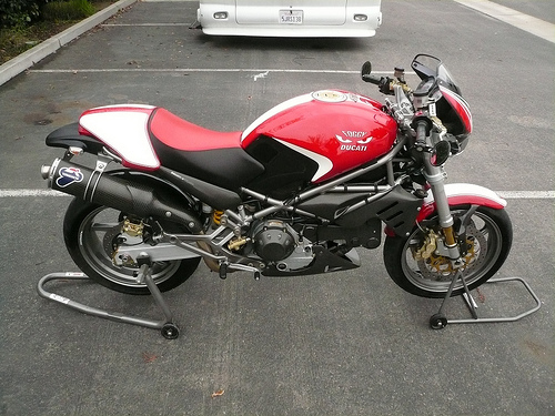 2002 Ducati Monster S4 Fogarty Edition with only 2400 ...