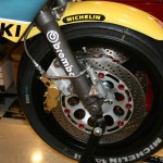 front right brake