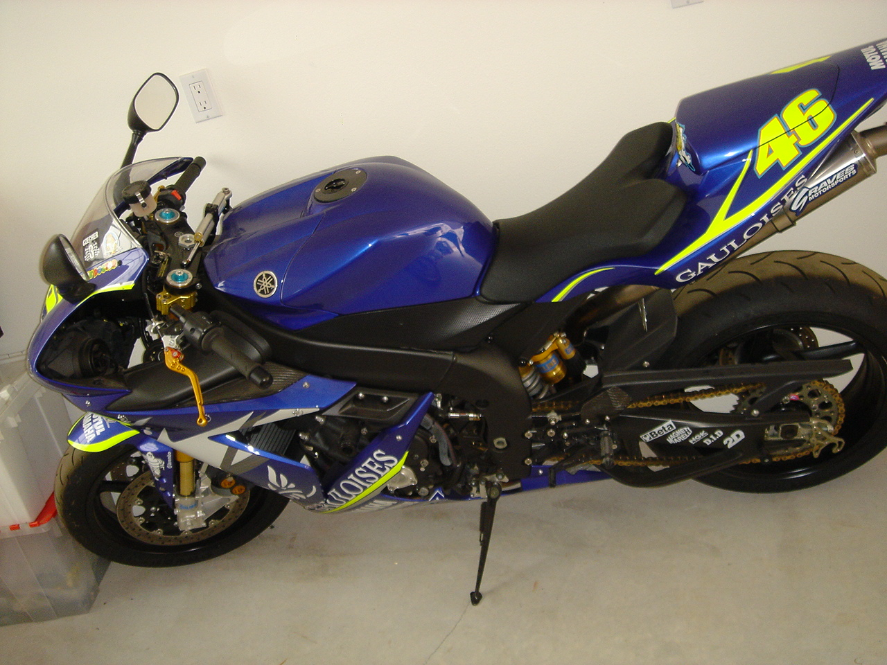 Rossi archives rare sportbikes for sale yamaha r1 for sale publicscrutiny Images