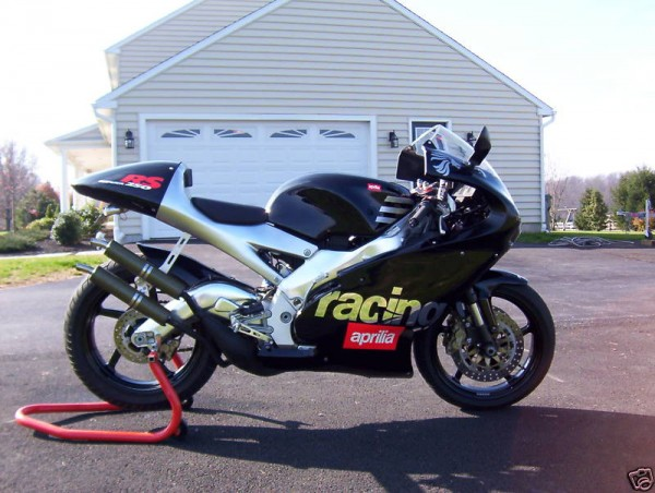 2000 Aprilia RS 250 for sale on ebay with no reserve! - Rare ...