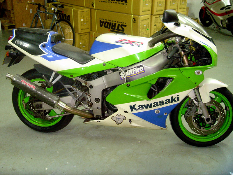Kawasaki Zxr Parts For Sale