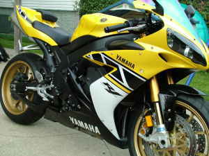 2006 yamaha yzf r1 limited edition right front rare