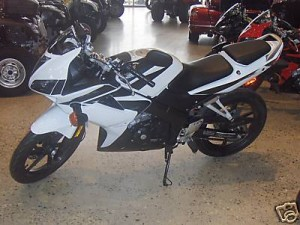 cbr125 archives rare sportbikes for sale. Black Bedroom Furniture Sets. Home Design Ideas