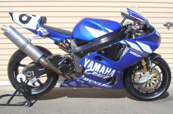 Graves Yamaha AMA Formula Extreme R7-1 For Sale
