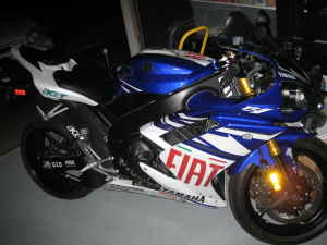2008 Yamaha R1 Fiat Edition #212 of 380 - Rare SportBikes For Sale