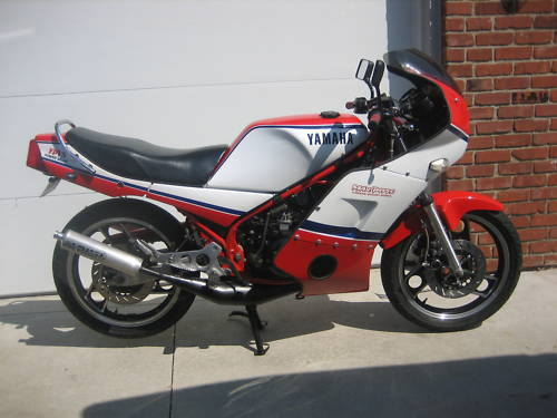 1984 yamaha rz350 rare sportbikes for sale for Yamaha rz for sale