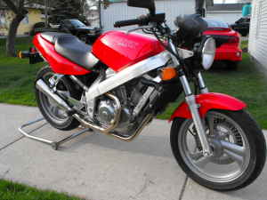 Honda Hawk NT650 for sale
