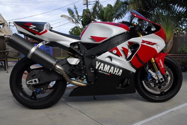 1999 Yamaha R7 OW-02 for sale - Rare SportBikes For Sale