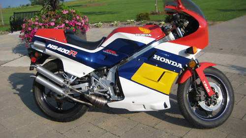 honda nsr 400 for - photo #21
