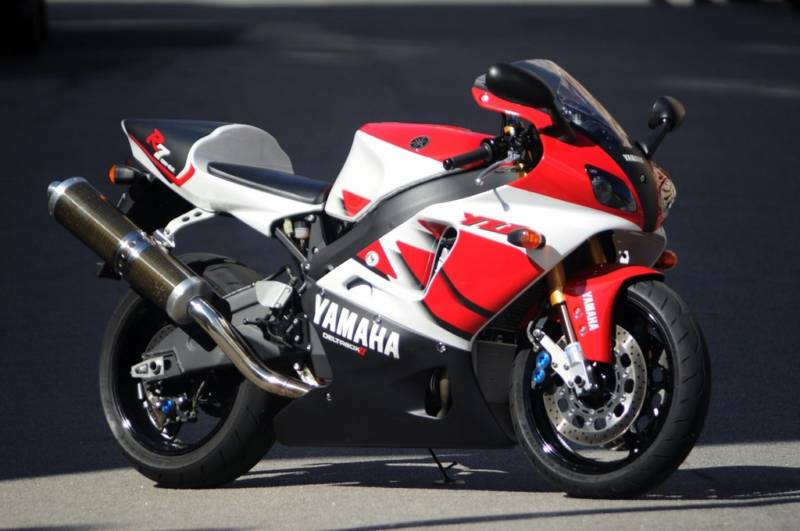 Yamaha OW02 R7 | Search Results | Rare SportBikes For Sale