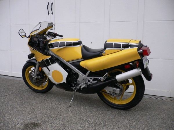 1985 yamaha rz500 for sale in canada rare sportbikes for for Yamaha rz for sale