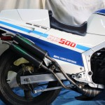 RGV 500 Rear Right Side View