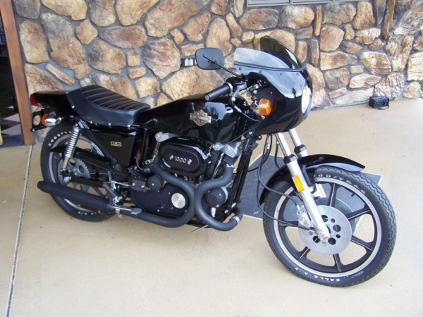 Harley Davidson Xlcr Cafe Racer For Sale