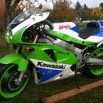 1991 Kawasaki zx7r for sale