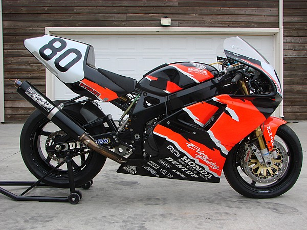 A Few, Very Rare, Race Bikes For Sale; Ex Roberts & Aoki - Rare SportBikes For Sale