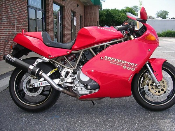 1993 Ducati 900SS/SP - Rare SportBikes For Sale