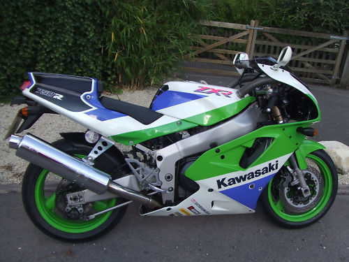 Kawasaki Zxr Special Edition For Sale