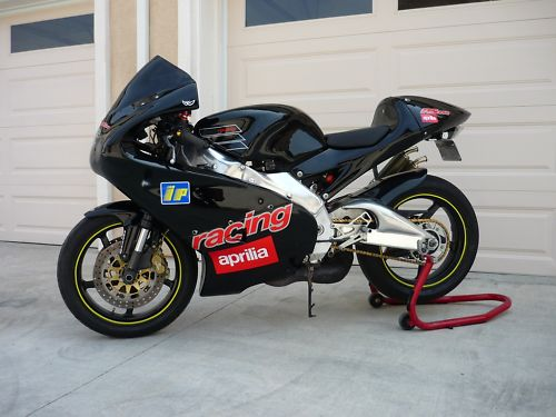 2000 Aprilia RS250 Cup Conversion For Sale