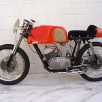 1962 Yamaha YDS1R Left