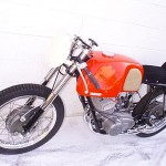 1962 Yamaha YDS1R Left Above