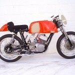 1962 Yamaha YDS1R Left Side
