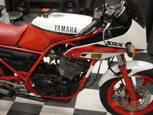 1987 Yamaha SRX 250 for sale