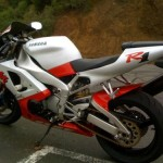 1998 yamah R1 YZF 1000 for sale left side
