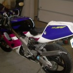 1996 Suzuki RGV 250SP For Sale Tail Section