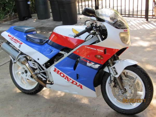 1987 Honda VFR400R For Sale